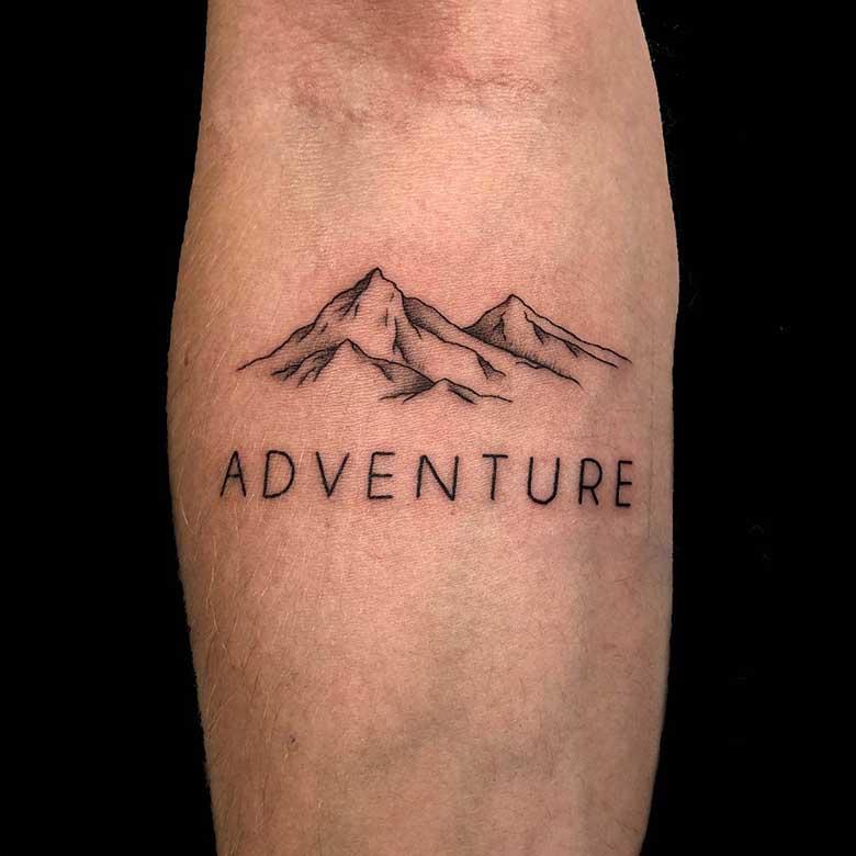 fineline berge tattoo münchen